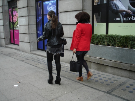 Fashion seekers