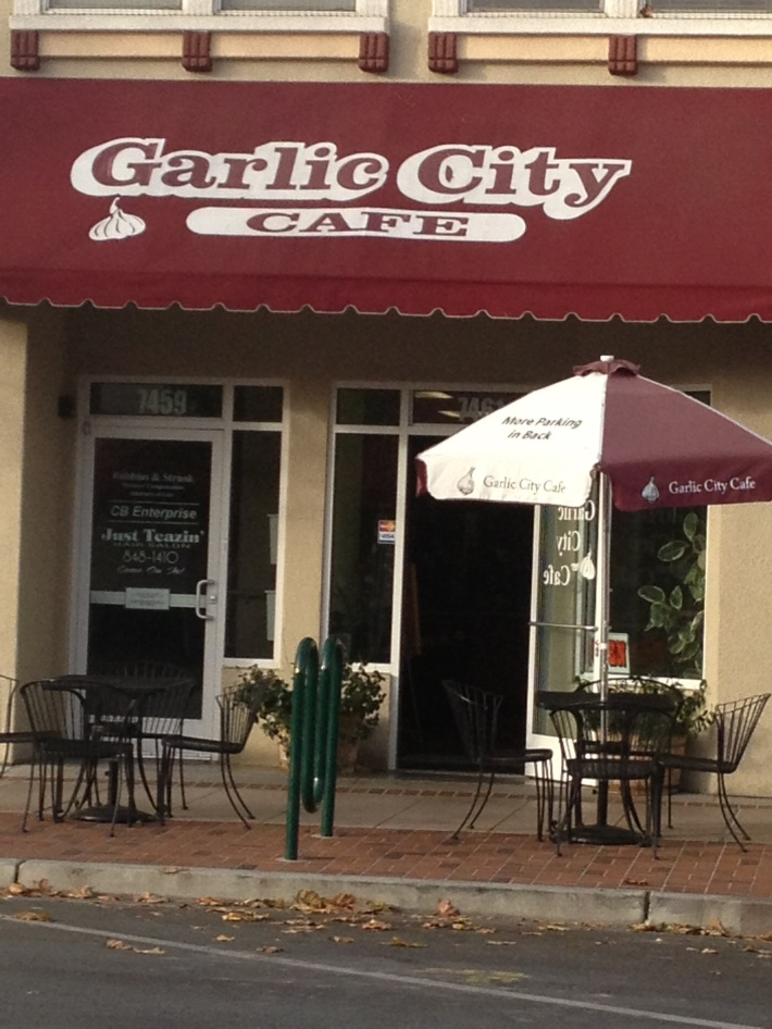 Garlic City Cafe