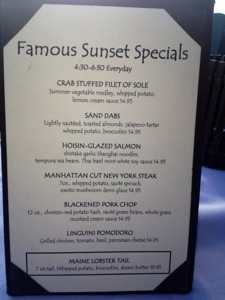 Sunset Specials