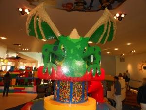 Lego Lobby
