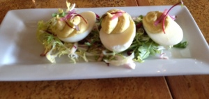 Leroys Deviled Eggs