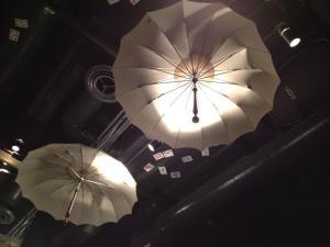 Interesting lighting