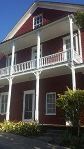 Sugg House, Historic Landmark