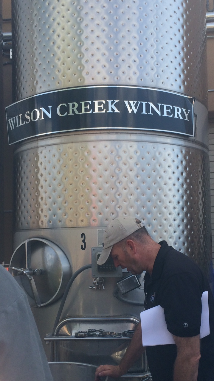 Wilson Creek Winery Temecula Ca Trench Coat Travels