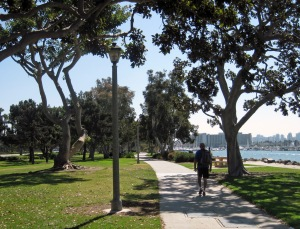 Spanish Landing Park, photo taken by Tom Courtney