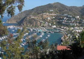 One of the many destinations along Tom Courtney's Walkabout Malibu to Mexico Inn to Inn path
