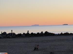 pre sunset
