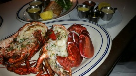 Lobster at Ironside Fish and Oyster Bar