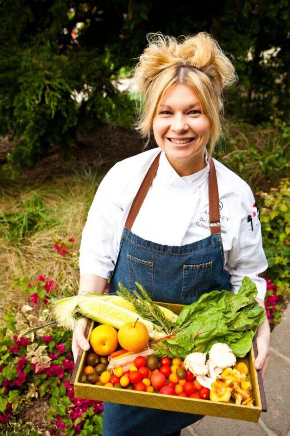 Chef Teri Garden