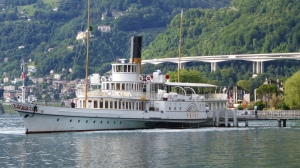 Vevey boat